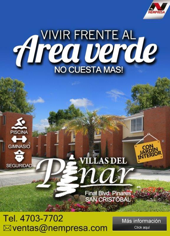 Villas del Pinar - Casas de 3 y 4 Dormitorios